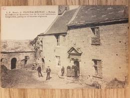 Ploudalmezeau.ruines Du Château De Rosservo.édition LP - Ploudalmézeau