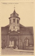 Adegem, Adeghem, De Kerk En Voorplein (pk42447) - Maldegem