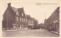 Adegem, Adeghem, Klooster En Dorpstraat (pk42451) - Maldegem