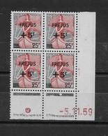 Coin Daté N° 1229 Du 5.11.1959 ** TTBE - Cote Y&T 2019 De 2 € - 1950-1959