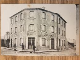 Ploudalmezeau.hôtel De Bretagne - Ploudalmézeau