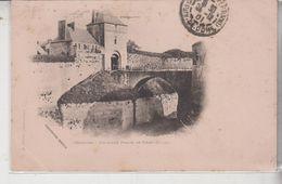 MEZIERES LA PORTE DE SAINT JULIEN AVANT LE DEMOLITION DES FORTIFICATIONS  1901 - Charleville