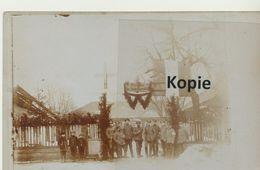 AK Feldlazarett 8 - Osten - Guerre 1914-18