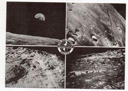 Aviation--Espace--Conquête De La Lune--Série Clair De Lune--Multivues ( 4) - Espace