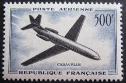 Lot FD/490 - 1957 - POSTE AERIENNE - CARAVELLE - N°36 - NEUF** - Cote : 30,00 € - Airmail