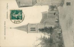 21 POISEUL LES SAULX / L'Eglise / - France