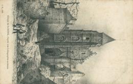 21 SAINT SEINE L'ABBAYE /  Abbaye, D'après Une Lithographie Ancienne / - France