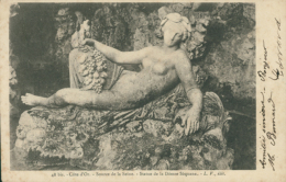 21 SAINT SEINE L'ABBAYE /  Source De La Seine - Statue De La Déesse Séquana / - France