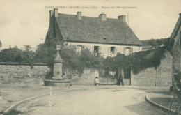 21 SAINT SEINE L'ABBAYE / Bureau De L'enregistrement / - France