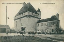 21 SAINT SEINE SUR VINGEANNE / Château De Rozières - France