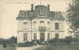 21 SAINTE SABINE /  Château / - France