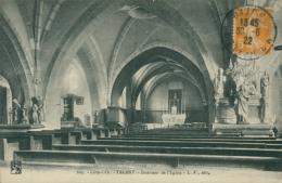 21 TALANT / Intérieur De L'Eglise / - France