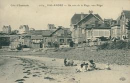 22 PLENEUF / Val André - Un Coin De La Plage / - Pléneuf-Val-André