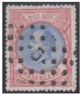 NEDERLAND -- PAYS-BAS -- YVERT N° 29 -- - 1852-1890 (Guillaume III)