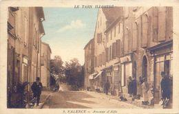 81)  VALENCE  - 9 - Avenue D'Albi - Valence D'Albigeois