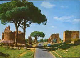 Italia - Nuova Cartolina  - Roma -  Via Appia Antica - Transports