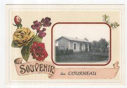 Dept 33,Gironde,Cpm Souvenir Du Courneau - Other Municipalities