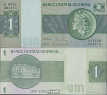 Brasilien Pick-Nr: 191Ac Bankfrisch 1980 1 Cruzeiro - Brasilien