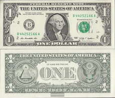 U.S. Pick-number: 530 Uncirculated 2009 1 US Dollars - United States Of America