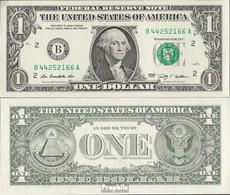 USA Pick-Nr: 530 Bankfrisch 2009 1 Dollar - USA