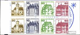 Berlin (West) MH12ca (kompl.Ausg.) Postfrisch 1980 Burgen Und Schlösser - [5] Berlino