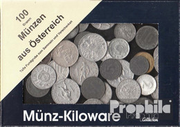 Österreich 100 Gramm Münzkiloware - Münzen & Banknoten