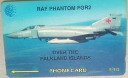 4CWFA - Falkland Islands