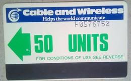 50 Units Autelca 1st Issue - Falkland Islands