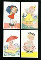 Beau Lot De 20 Cartes Postales De Fantaisie Illustrateur  Janser  Mooi Lot Van 20 Postkaarten Van Fantasie Illustrator - Cartes Postales
