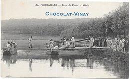 VERSAILLES: ECOLE DE PONTS 1° GENIE - Versailles