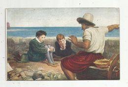 Cp , Arts ,peinture & Tableaux , Boyhood Of Raleigh By Sir John Everett MILLAIS ,Tate Galery , Vierge , Ed. Photochrom - Paintings