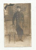 Carte Photo , Militaria , Militaire Du 26 éme , Vierge - Personen