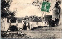 36 - Château De BOISMARMIN , Par St Gautier - France