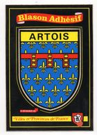 37508-ZE-62-ARTOIS-Blason Adhésif-Villes Et Provinces De France - Zonder Classificatie