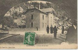 Morez (Jura) - L'Octroi De La Gare - Morez