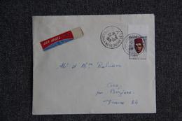 Lettre Du MAROC ( CASABLANCA) Vers FRANCE - Marocco (1956-...)