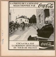 Coca-Cola Boisson Officielle Du Tour De France - 1985, Libération - Coca-Cola