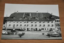 110  Hotel Krone  Aarberg - 1970 - BE Berne