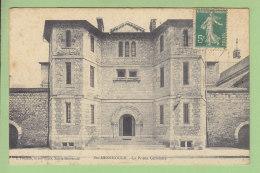 Sainte Menehould : La Prison Centrale. Ste. 2 Scans. Edition Foucault - Sainte-Menehould