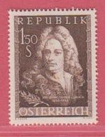 1956 ** (sans Charn., MNH, Postfrish)  Yv  861Mi  1028ANK 1037 - 1945-.... 2ème République