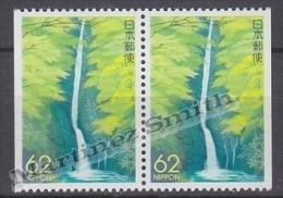 Japan - Japon 1992 Yvert 1996a, Regional Stamp, Kanagawa - Perforated 2 Or 3 Sides - MNH - 1989-... Emperor Akihito (Heisei Era)