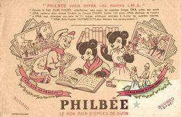 BUVARD PAIN D'EPICE PHILBEE - Gingerbread