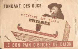 BUVARD PAIN D'EPICE PHILBEE FONDANT DES DUCS - Gingerbread
