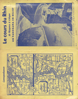 RHIN DE MAYENCE A COLOGNE CARTE 20 X 140 CM - Landkarten