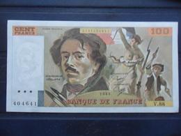 100FRANCS   DELACROIX   -NEUF- - 1962-1997 ''Francs''