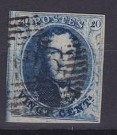 N° 7 Margé Retouche - 1851-1857 Médaillons (6/8)