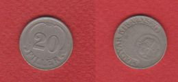 Hongrie  / KM 508 / 20 Filler  1926 BP  / TB - Ungheria