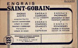 BUVARD ENGRAIS SAINT GOBAIN - Agriculture