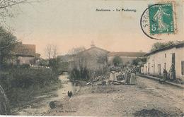 SAULXURES - LE FAUBOURG - Autres Communes