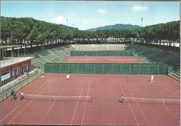 CAMPI DI TENIS ROMA ITALIA, PC, Uncirculated - Tennis